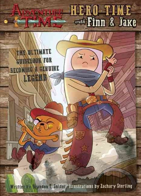 Hero Time with Finn and Jake