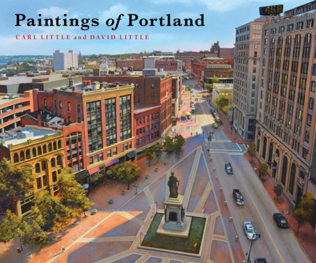 (ebook) Paintings of Portland