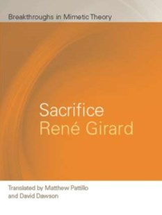 (ebook) Sacrifice - Philosophy Modern