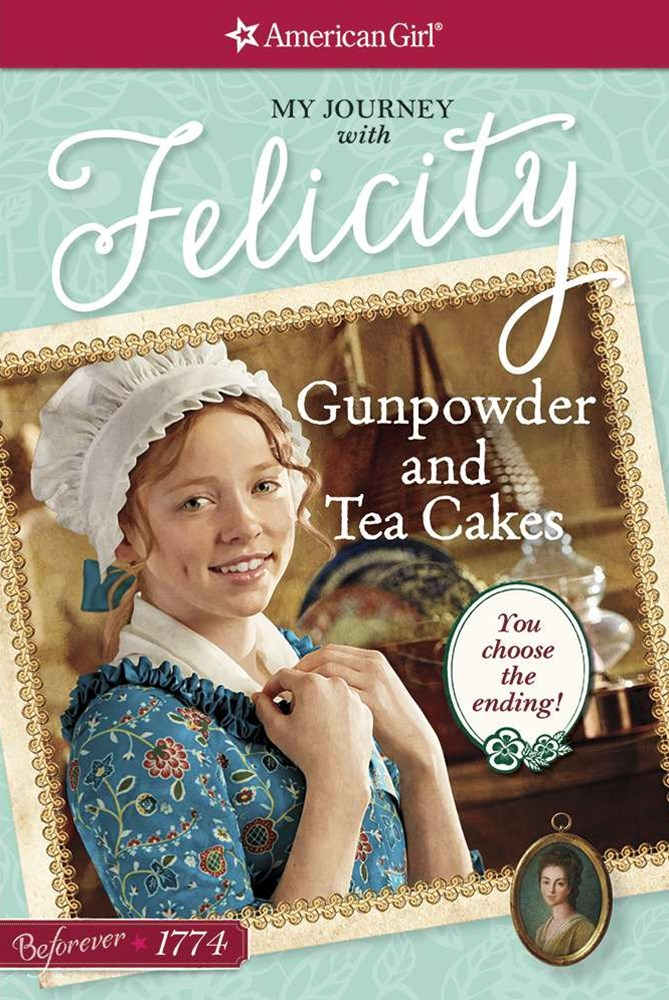 Gunpowder and Tea Cakes
