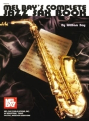 (ebook) Complete Jazz Sax Book