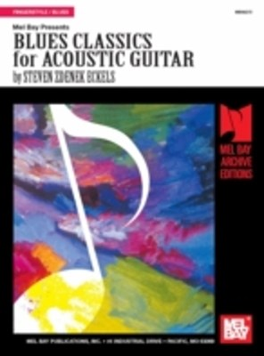 (ebook) Blues Classics for Acoustic Guitar