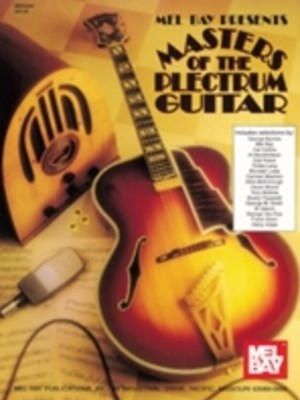 (ebook) Masters of the Plectrum Guitar