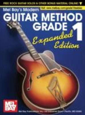 &quote;Modern Guitar Method&quote; Series Grade 1, Expanded Edition