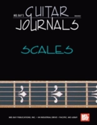 (ebook) Guitar Journals - Scales