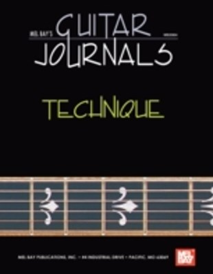 (ebook) Guitar Journals - Technique