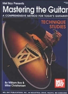 (ebook) Mastering the Guitar - Technique Studies