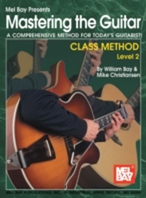 (ebook) Mastering the Guitar Class Method Level 2