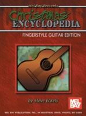 (ebook) Christmas Encyclopedia Fingerstyle Guitar Edition