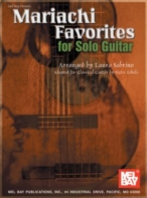 (ebook) Mariachi Favorites for Solo Guitar