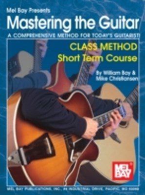 (ebook) Mastering the Guitar Class Method Short Term Course