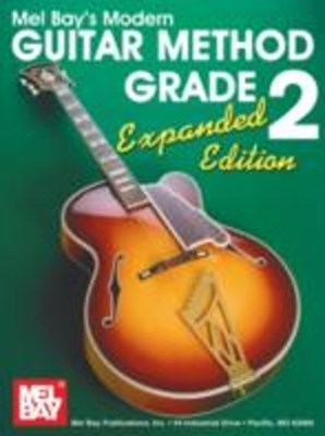 (ebook) &quote;Modern Guitar Method&quote; Series Grade 2, Expanded Edition