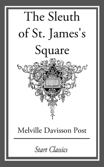 (ebook) The Sleuth of St. James's Square