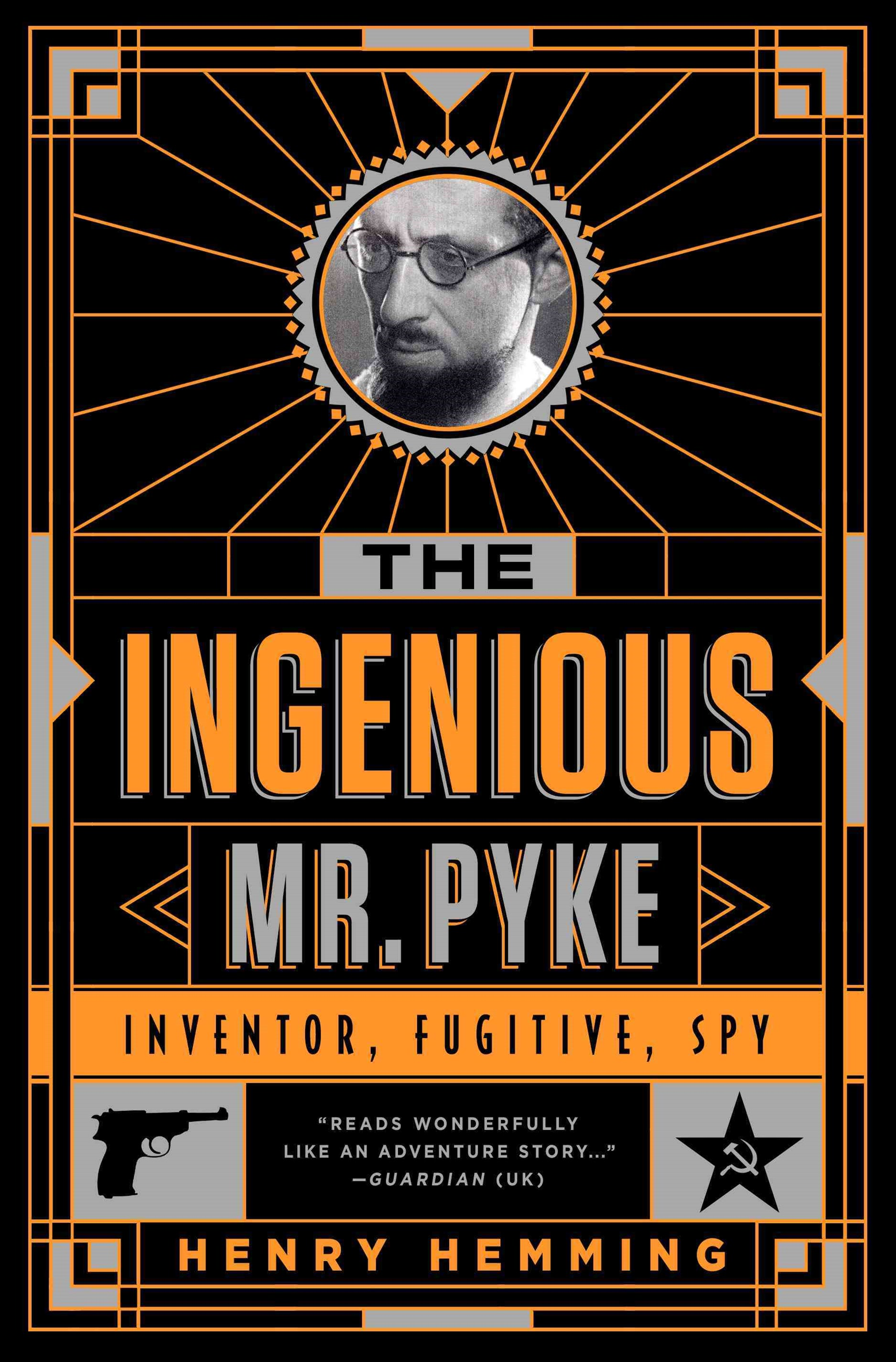 Ingenious Mr. Pyke
