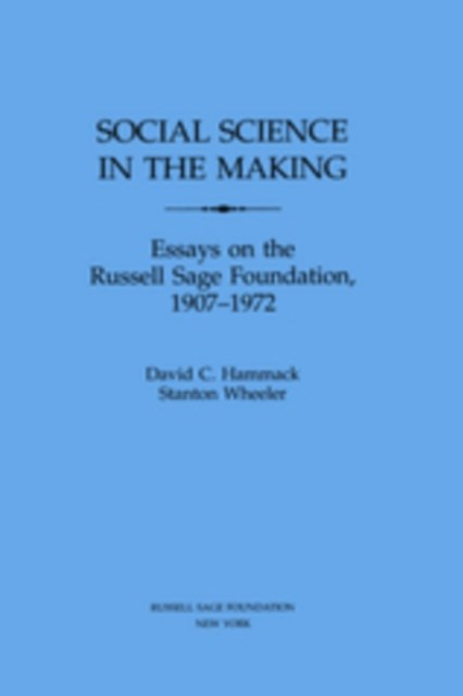 Social Science in the Making