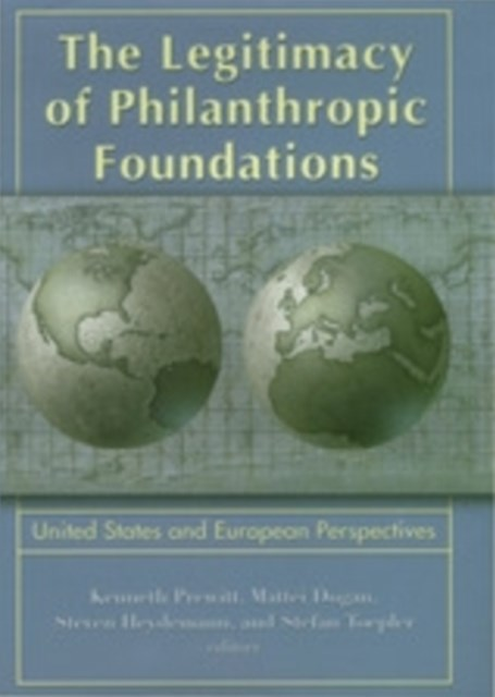Legitimacy of Philanthropic Foundations