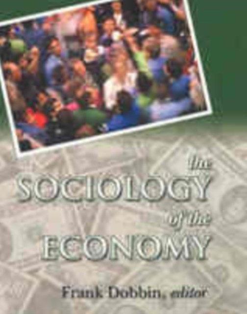 (ebook) Sociology of the Economy