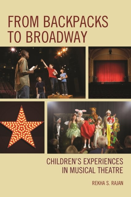 (ebook) From Backpacks to Broadway