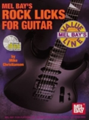 (ebook) Rock Licks for Guitar