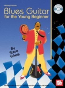 (ebook) Blues Guitar for the Young Beginner - Entertainment Music Technique