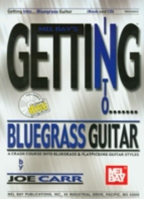 Getting Into Bluegrass Guitar