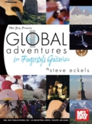(ebook) Global Adventures for Fingerstyle Guitarists