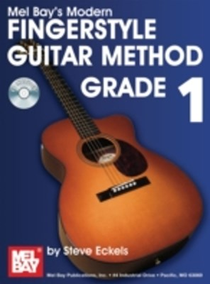 (ebook) Modern Fingerstyle Guitar Method Grade 1