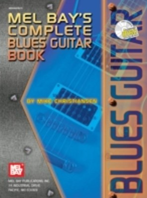 (ebook) Complete Blues Guitar Book