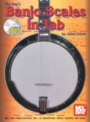 Banjo Scales in Tab