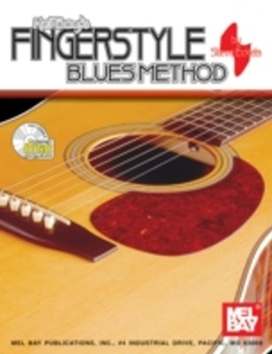 (ebook) Fingerstyle Blues Method
