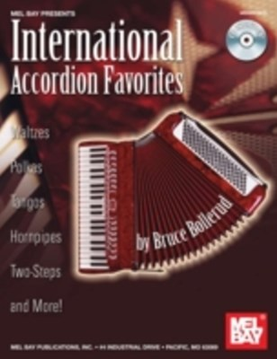 International Accordion Favorites