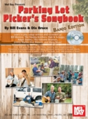 Parking Lot Picker's Songbook - Banjo Edition