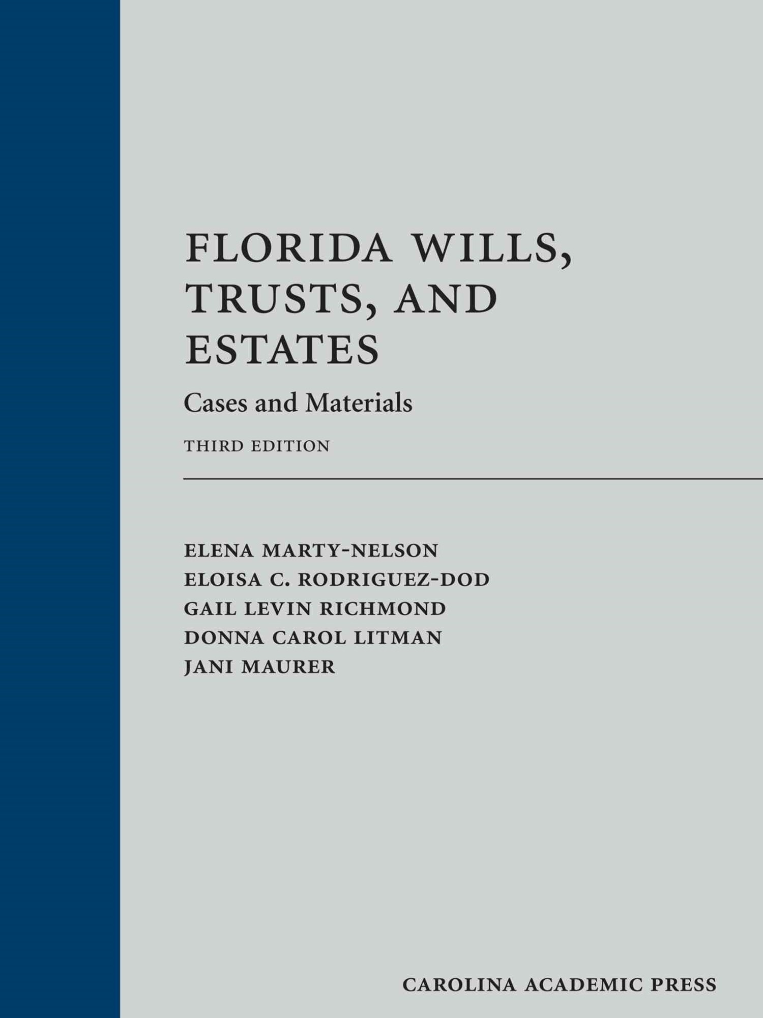 Florida Wills, Trusts, and Estates