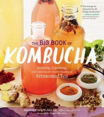 (ebook) The Big Book of Kombucha