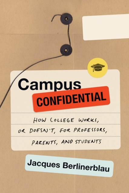 (ebook) Campus Confidential