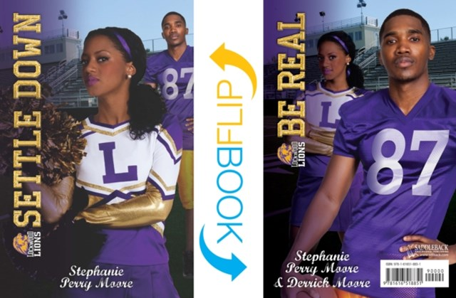 (ebook) Settle Down / Be Real (Cheer Drama / Baller Swag)
