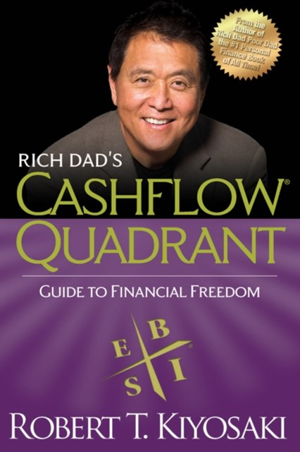 (ebook) Rich Dad's CASHFLOW Quadrant