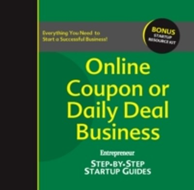 Online Coupon or Daily Deal Business
