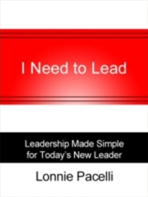 I Need to Lead
