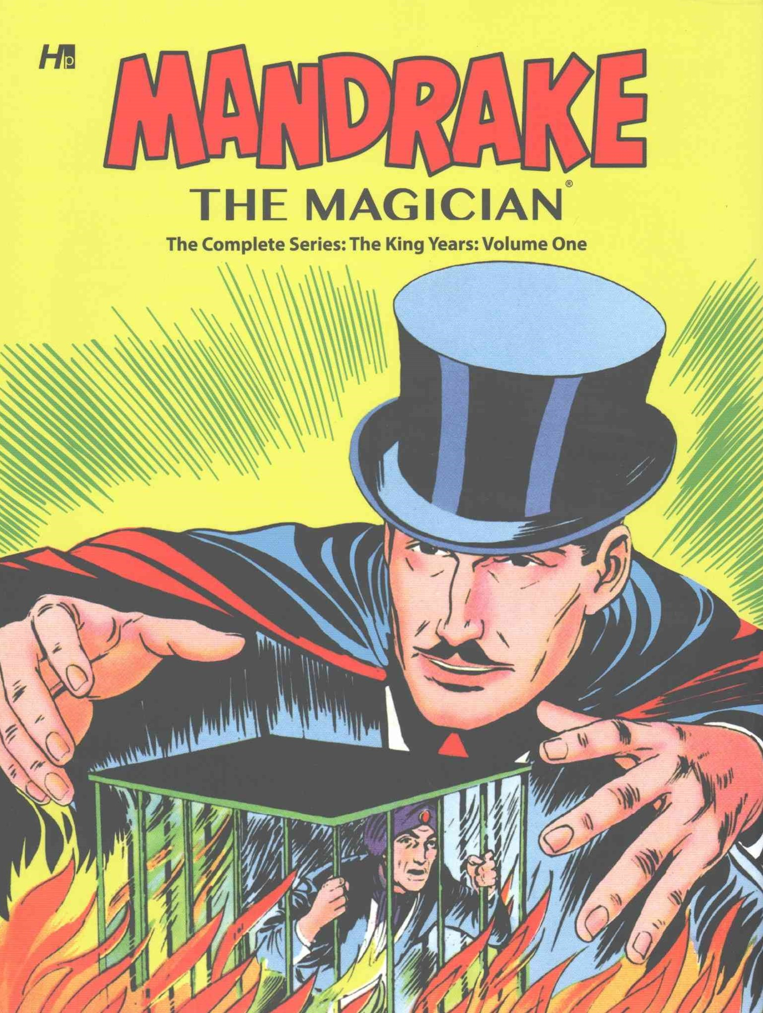 Mandrake the Magician the Complete King Years: Volume One