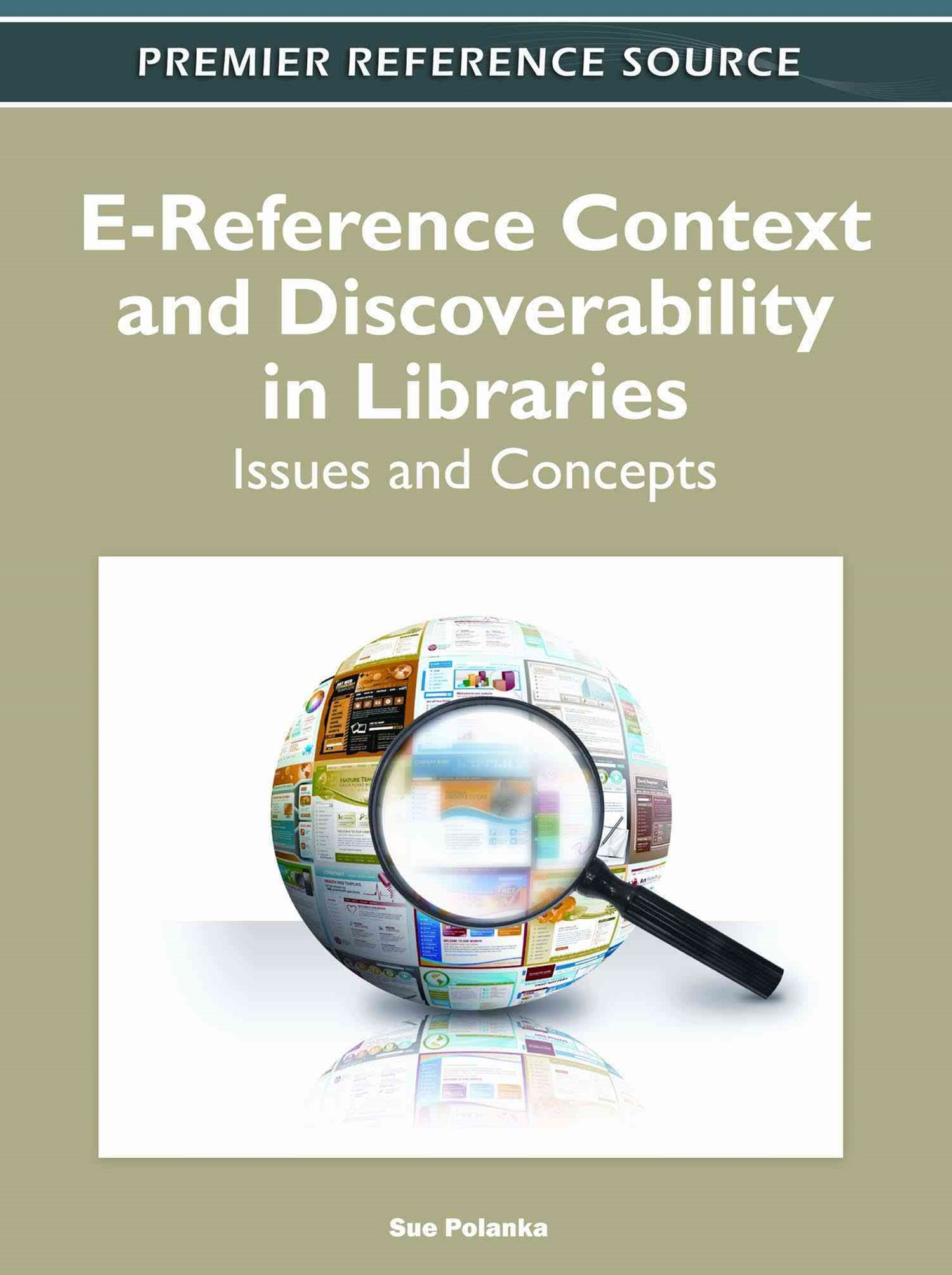 E-Reference Context and Discoverability in Libraries