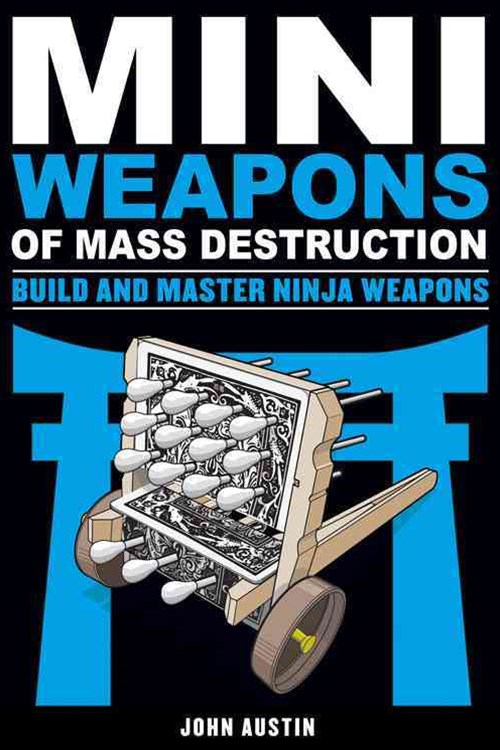 Build and Master Ninja Weapons