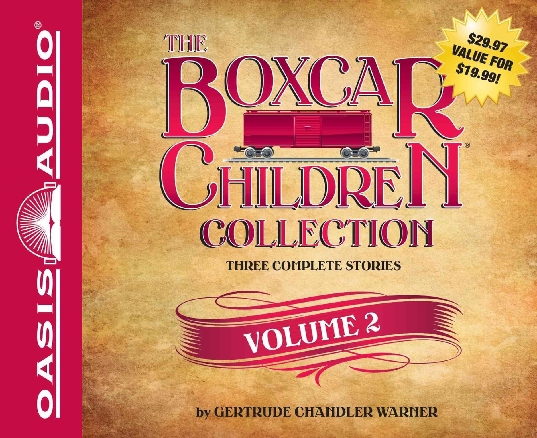The Boxcar Children Collection Volume 2