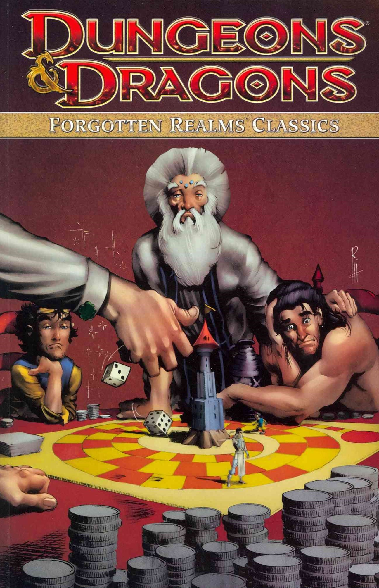 Dungeons and Dragons: Forgotten Realms Classics Volume 4