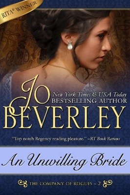 (ebook) Unwilling Bride (The Company of Rogues Series, Book 2)