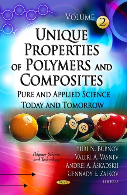 Unique Properties of Polymers & Composites: Pure & Applied Science Today & Tomorrow