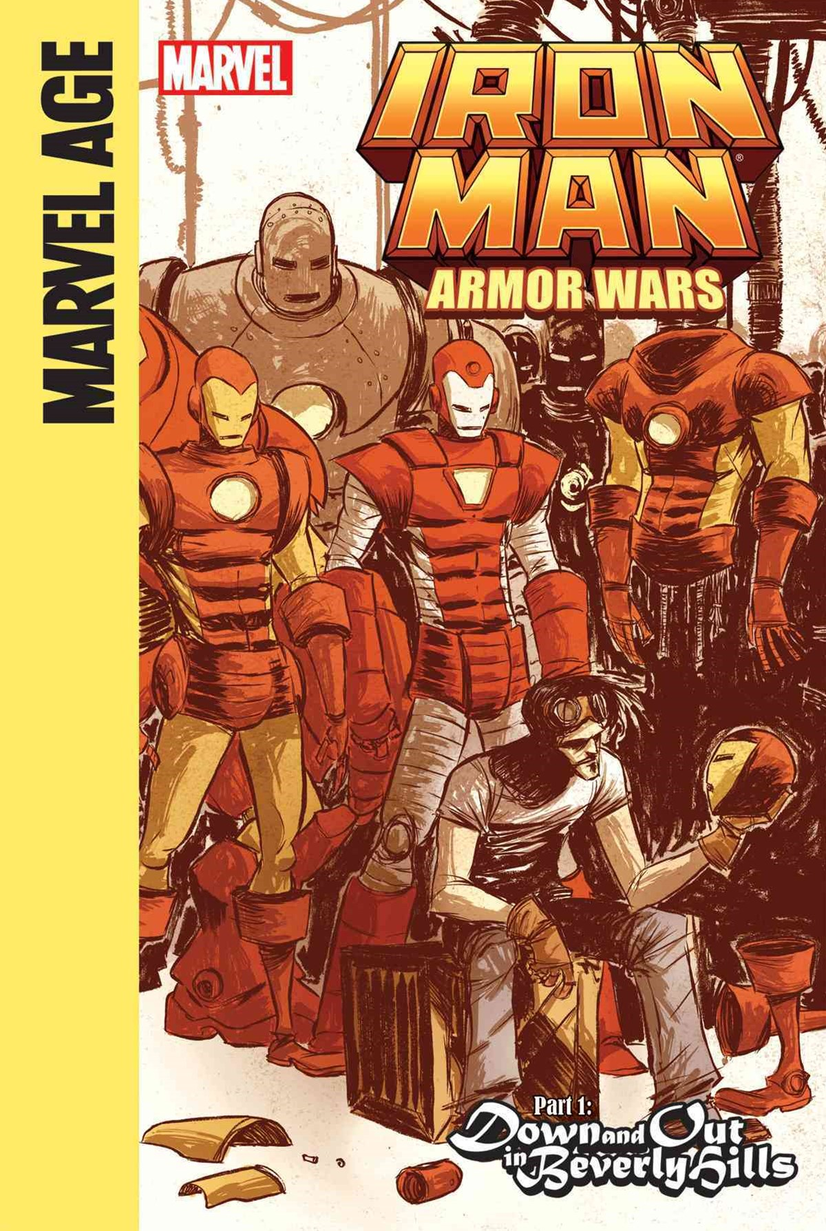 Iron Man and the Armor Wars Part 1