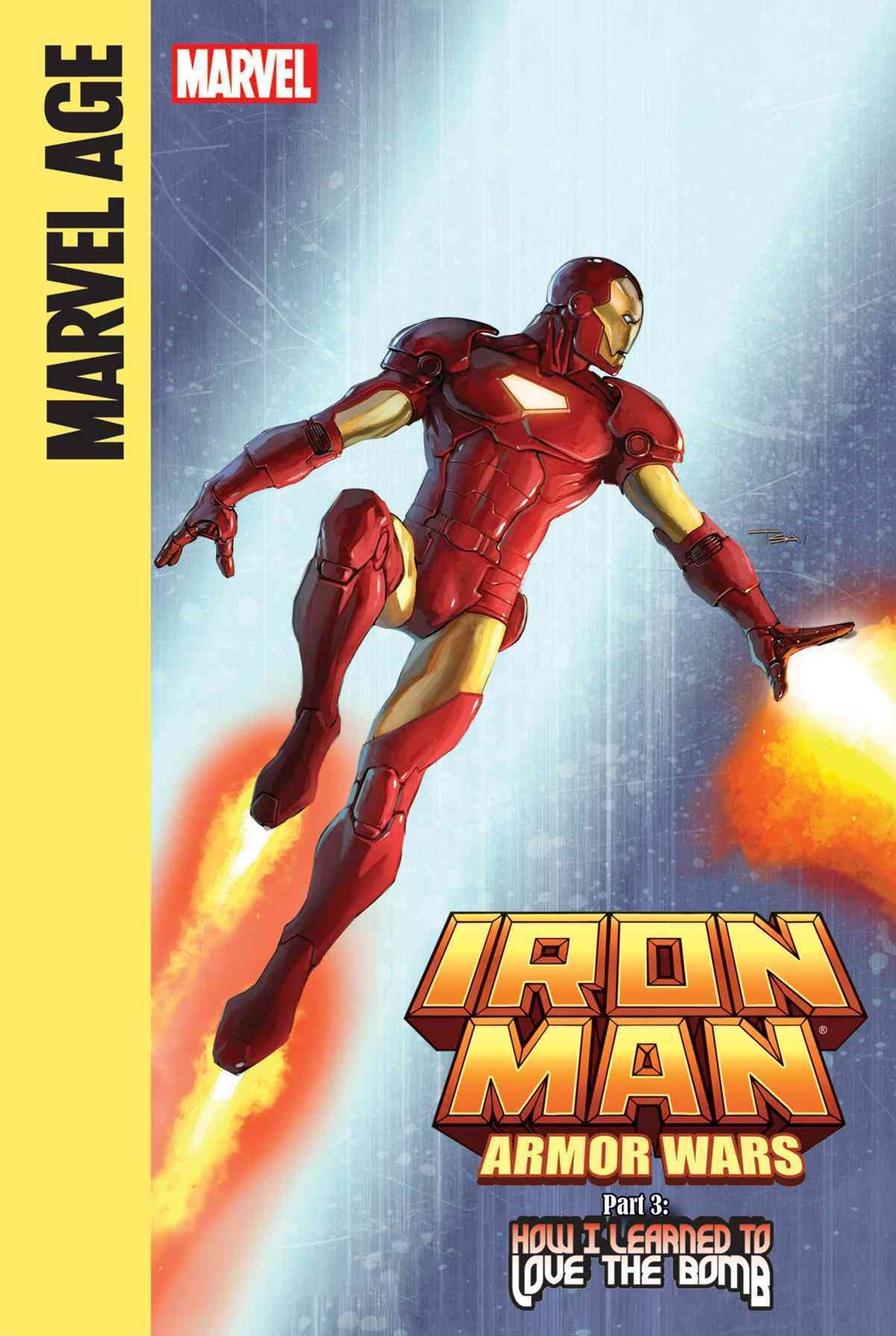 Iron Man and the Armor Wars Part 3