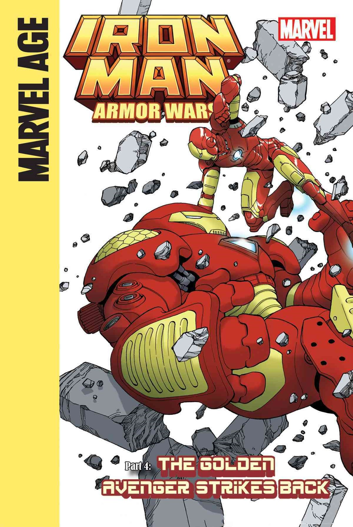 Iron Man and the Armor Wars Part 4