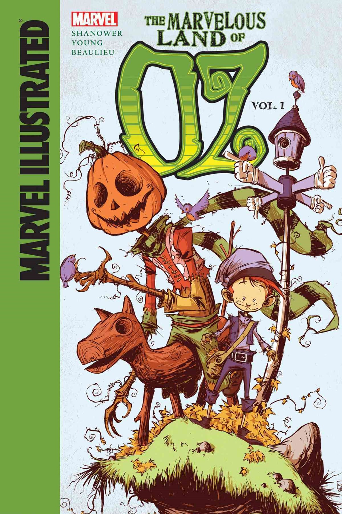 Marvelous Land of Oz: Vol. 1